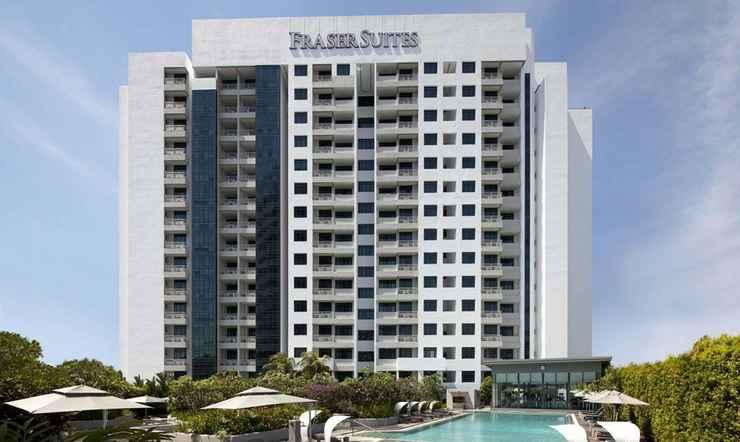EXTERIOR_BUILDING Fraser Suites Singapore