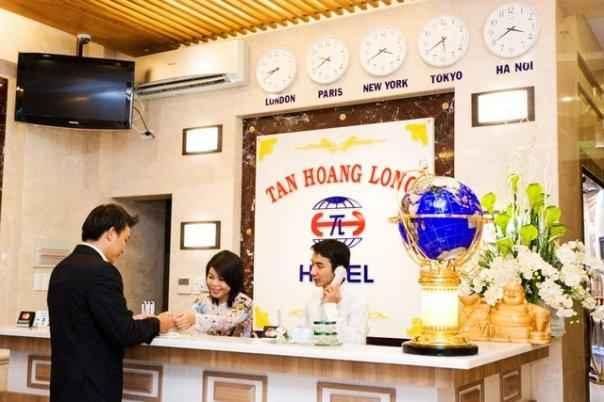 LOBBY Khách sạn Tân Hoàng Long