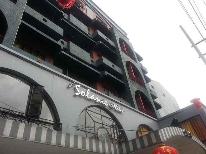 EXTERIOR_BUILDING New Solanie Hotel