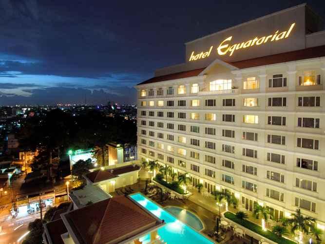 EXTERIOR_BUILDING Khách sạn Equatorial Hồ Chí Minh