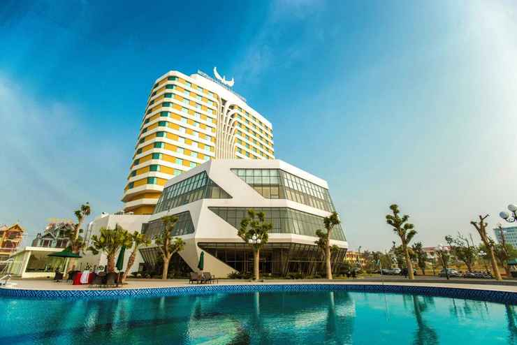 EXTERIOR_BUILDING Khách sạn Mường Thanh Grand Bắc Giang