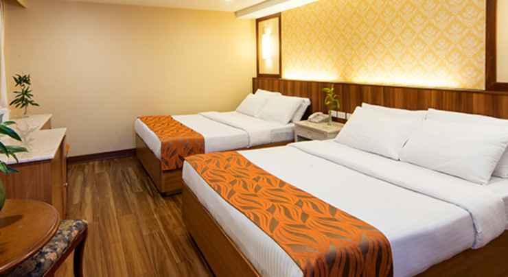 BEDROOM Hotel Veniz Burnham
