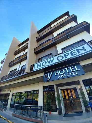 EXTERIOR_BUILDING V Hotel and Apartel
