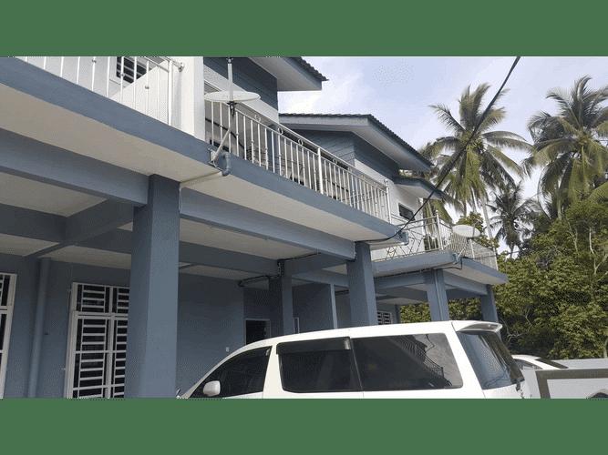EXTERIOR_BUILDING Muaz Homestay
