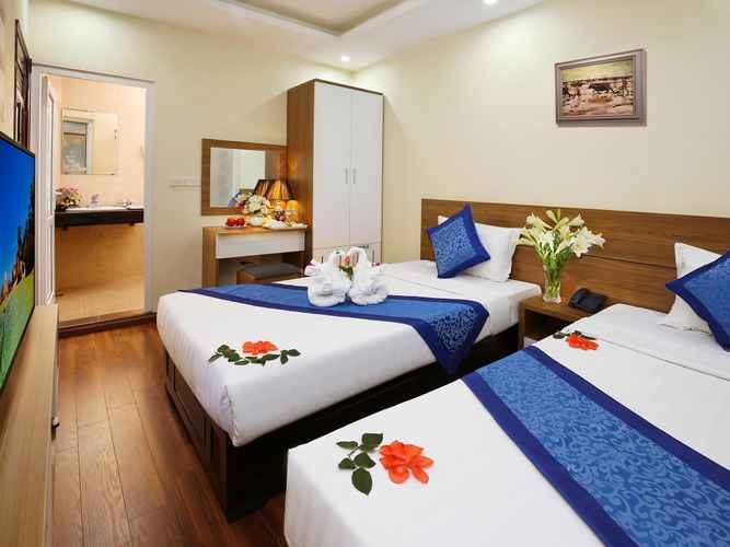 BEDROOM Khách sạn Aquarius Grand