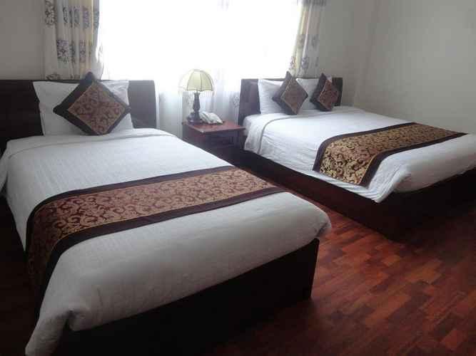 BEDROOM Khách sạn Ruby