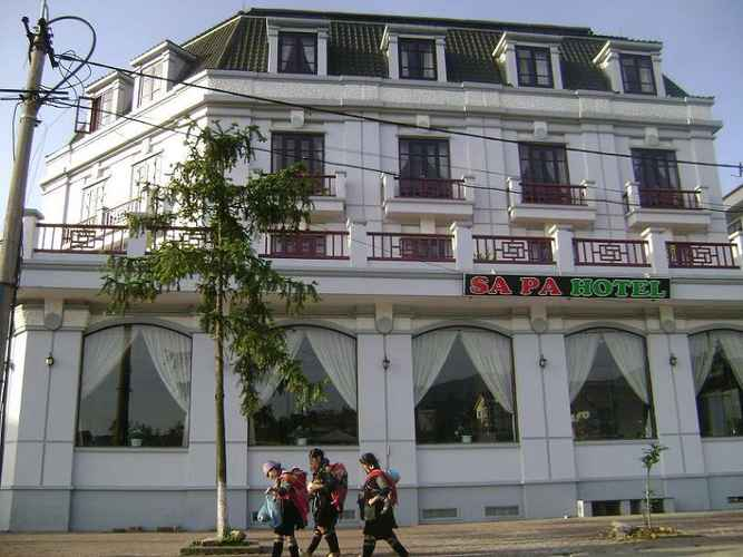 EXTERIOR_BUILDING Sapa Hotel - 01 Ngu Chi Son