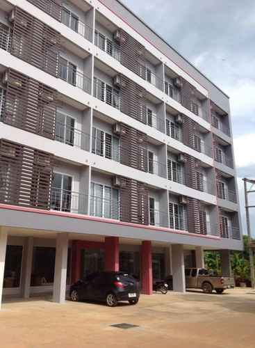 EXTERIOR_BUILDING Chompu Nakarin Apartment