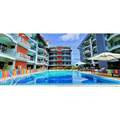 SWIMMING_POOL PERDANA SERVICED APARTMENT RESORTS