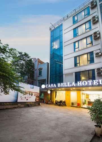 EXTERIOR_BUILDING Khách sạn Casa Bella