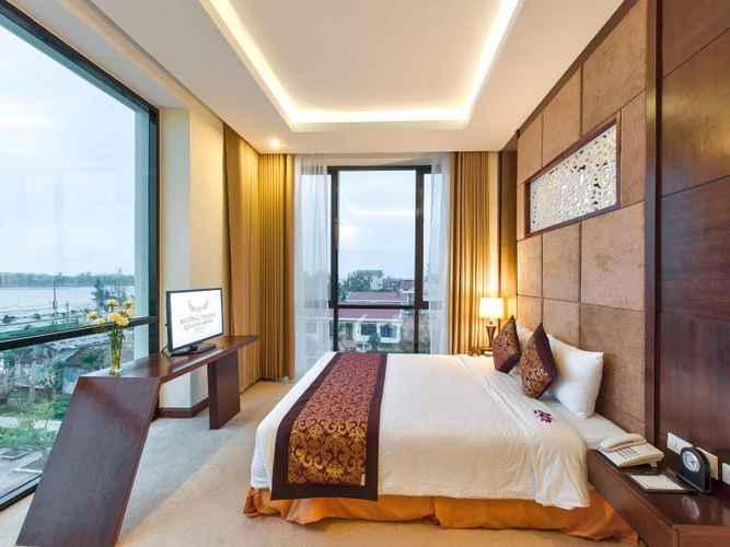 BEDROOM Khách sạn Mường Thanh Holiday Quảng Bình
