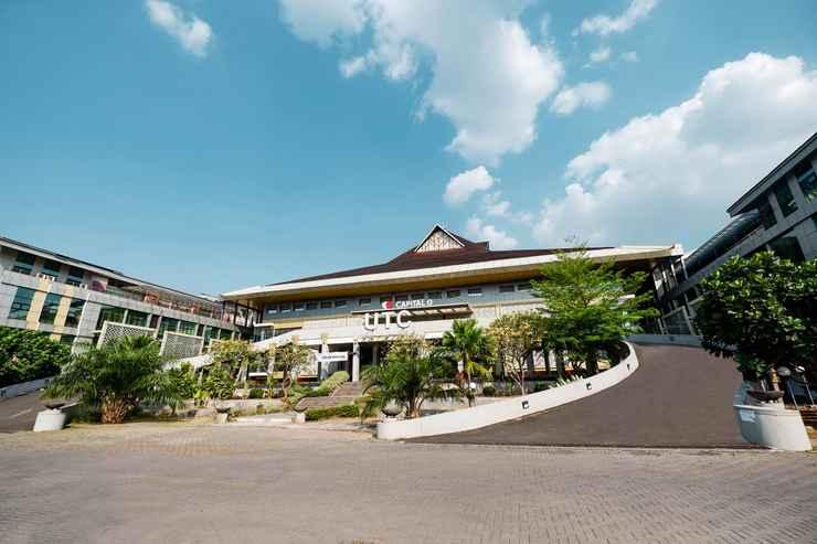 EXTERIOR_BUILDING Capital O 1571 Utc Hotel Semarang
