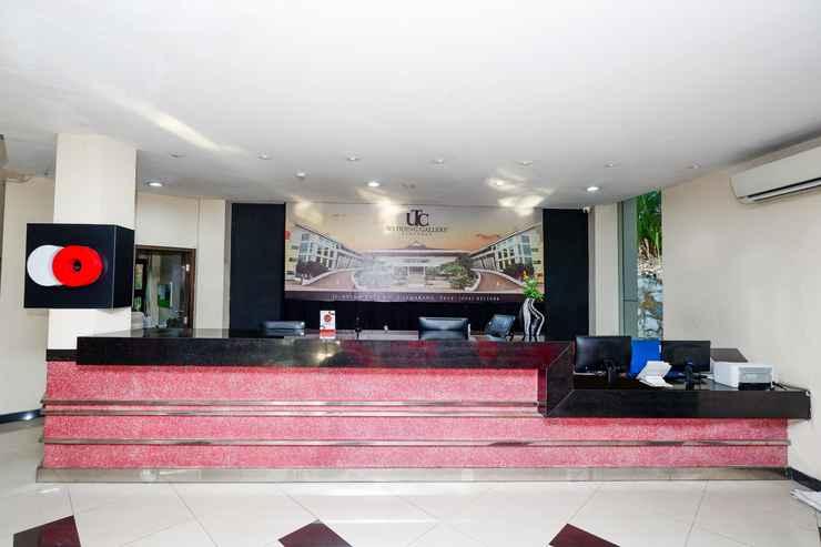 LOBBY Capital O 1571 Utc Hotel Semarang