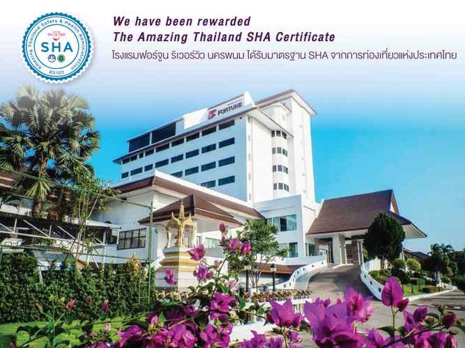 EXTERIOR_BUILDING Fortune River View Hotel Nakhon Phanom