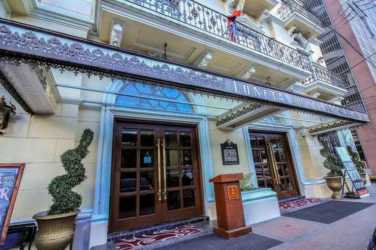 EXTERIOR_BUILDING Luneta Hotel Manila