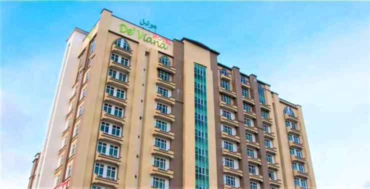 EXTERIOR_BUILDING De'Viana Hotel & Apartment