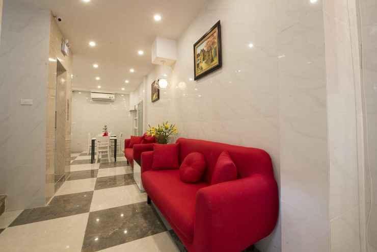LOBBY Khách sạn Holiday Center Hà Nội