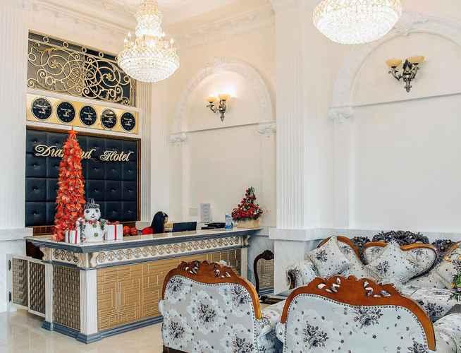 LOBBY Khách sạn Diamond Đà Lạt