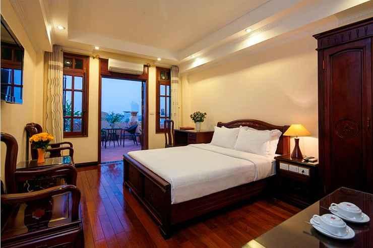 BEDROOM Khách sạn Lucky 3