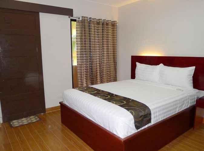 BEDROOM Rovic's Tourist Hotel