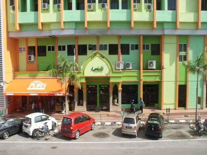 EXTERIOR_BUILDING Hotel Al-Ansar
