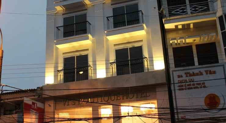EXTERIOR_BUILDING Khách sạn Vi's Boutique
