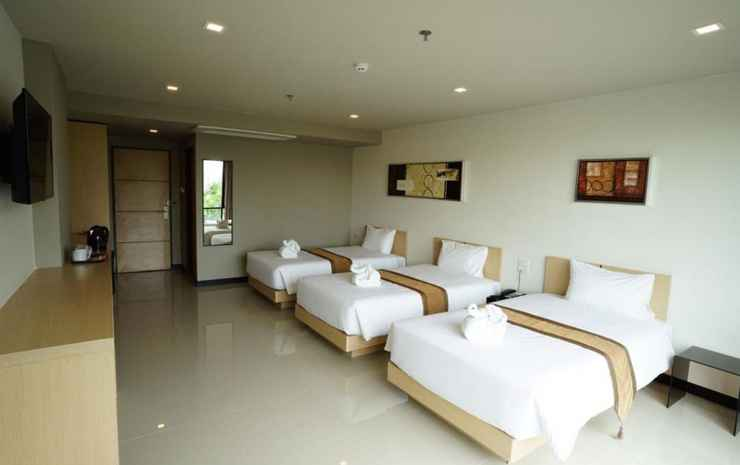 Beston Pattaya Chonburi - Deluxe Triple Room Only