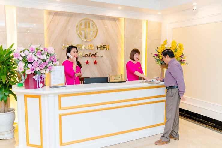 LOBBY Khách sạn Hoàng Hải - Hải Phòng