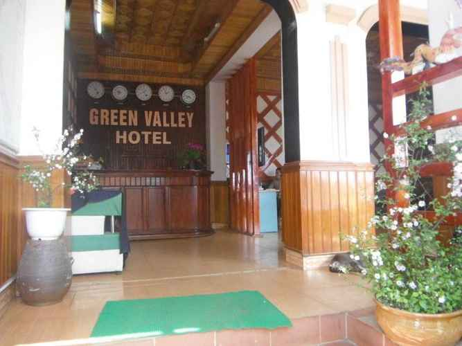 LOBBY Khách sạn Green Valley