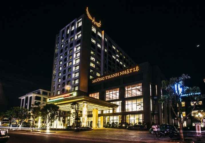 EXTERIOR_BUILDING Khách sạn Mường Thanh Luxury Nhật Lệ