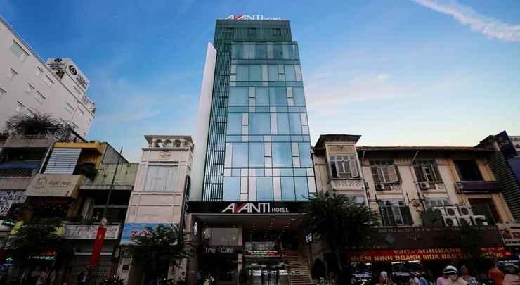 EXTERIOR_BUILDING Khách sạn Avanti
