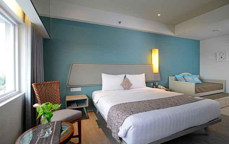 La Lisa Hotel Surabaya Surabaya - Family Room Breakfast 3 Pax