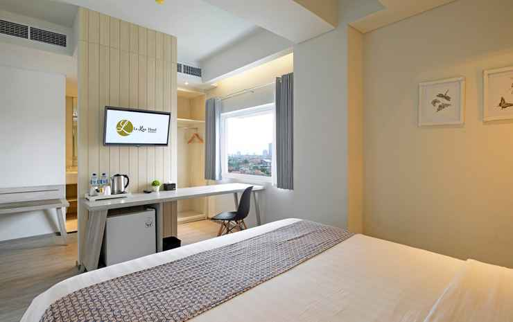 La Lisa Hotel Surabaya Surabaya - Grand Superior Breakfast 2 Pax