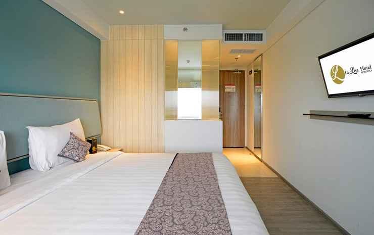 La Lisa Hotel Surabaya Surabaya - Deluxe Room