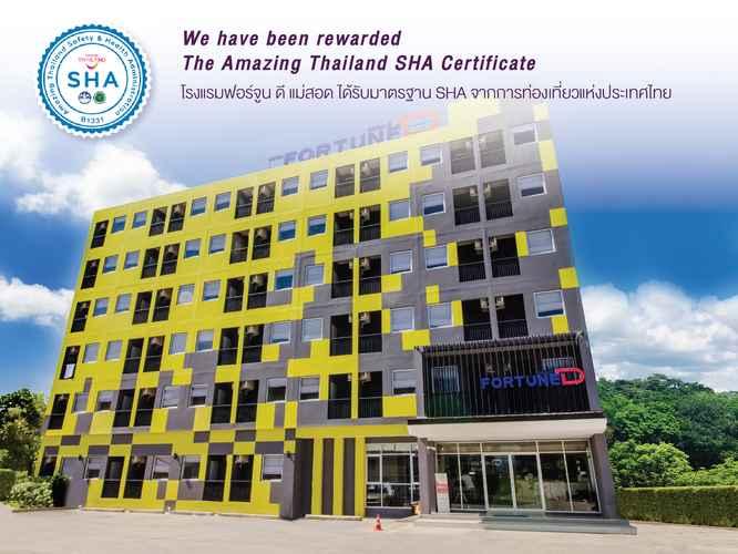 EXTERIOR_BUILDING Fortune D Hotel Maesot (SHA Certified)