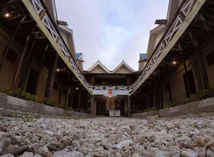 EXTERIOR_BUILDING Villa Manuela Ilocos Beach Resort