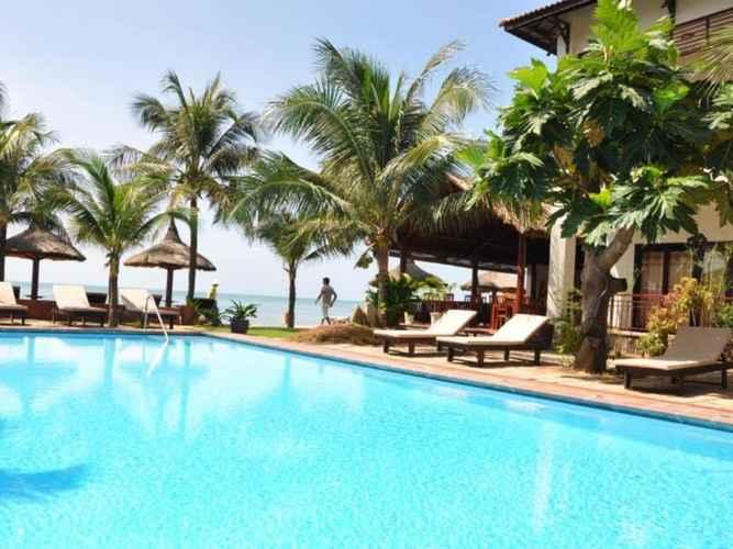 SWIMMING_POOL Vuon Tra Resort (Jardin Des Thes Resort)