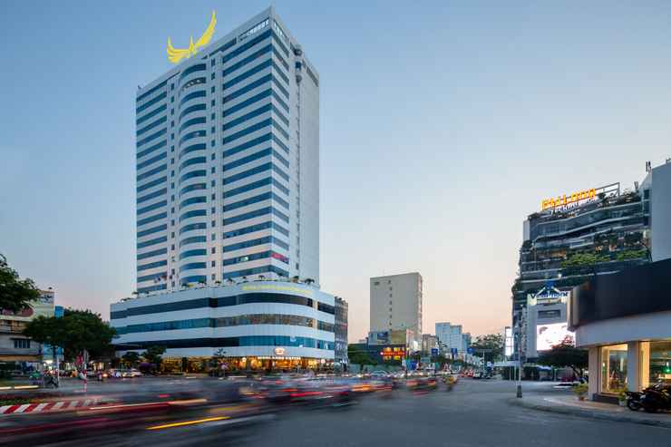 EXTERIOR_BUILDING Muong Thanh Luxury Song Han Hotel