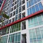 EXTERIOR_BUILDING Smart Studio Apartment at Papilio Apartment (AAW II)