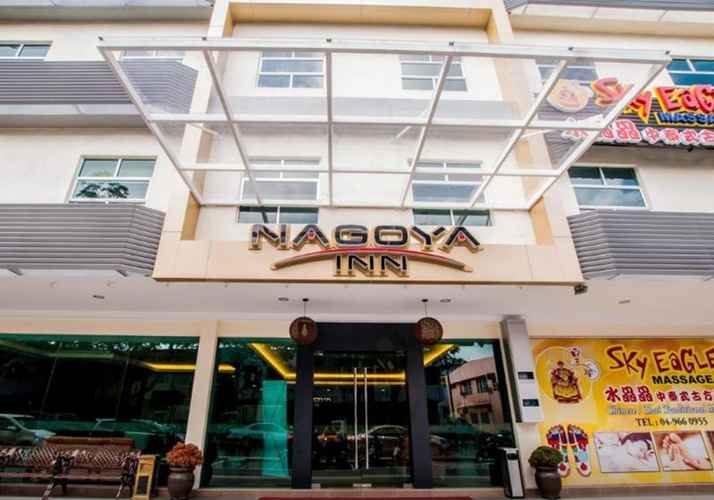 EXTERIOR_BUILDING Nagoya Inn Hotel Langkawi