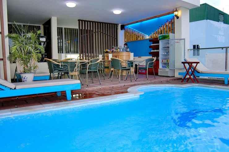 SWIMMING_POOL Khách sạn Victorian Nha Trang