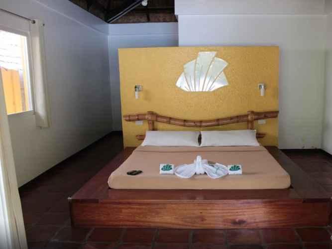 BEDROOM La Natura Resort Coron