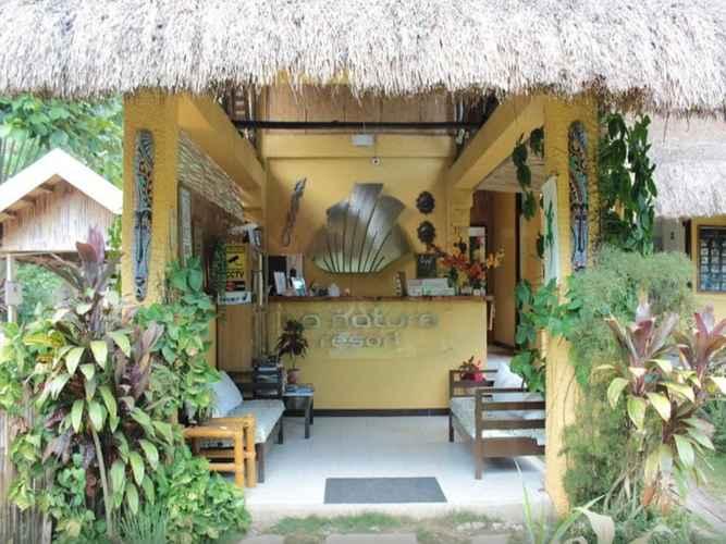 LOBBY La Natura Resort Coron