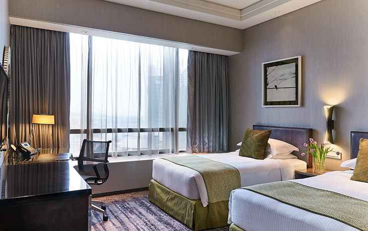 Carlton City Hotel Singapore Singapore - Deluxe
