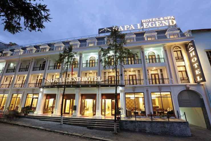 EXTERIOR_BUILDING Khách sạn Sapa Legend & Spa