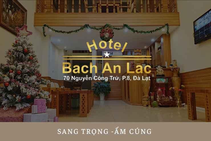 LOBBY Bach An Lac Hotel Dalat