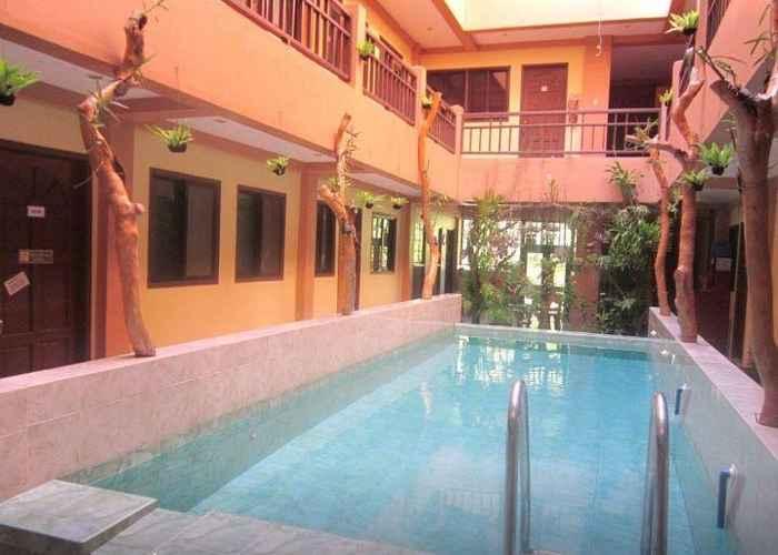 SWIMMING_POOL Boracay Studio Apartments 1A