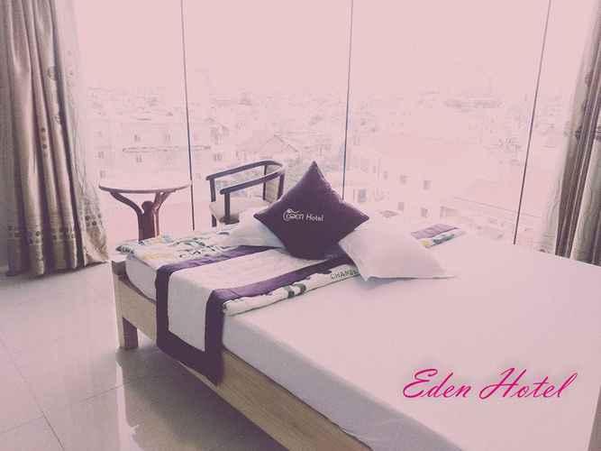 BEDROOM Khách sạn Eden Bình Thạnh