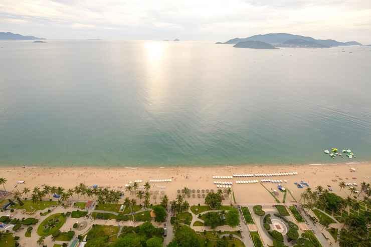 EXTERIOR_BUILDING Nha Trang Beach Apartment