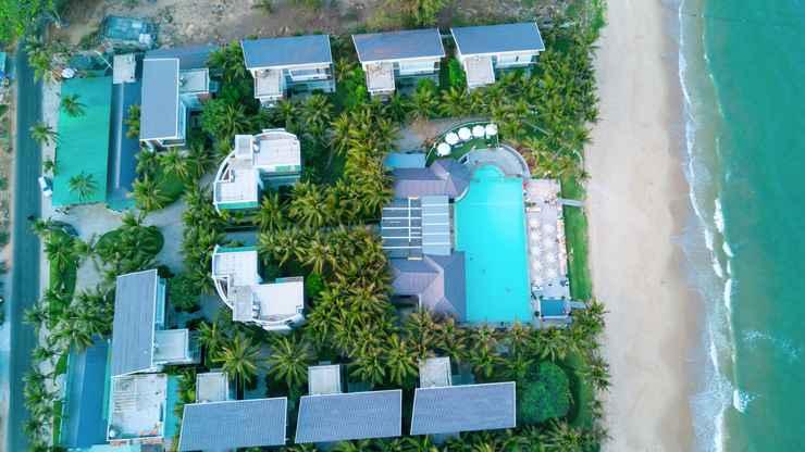 EXTERIOR_BUILDING Villa Del Sol Beach Resort and Spa
